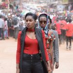 PHOTOS: First-Ever Flash Mob Runway Hits the Streets of Kampala