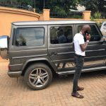 Bryan White Spends Shs. 1 Billion on New Monster Ride…See Photos Here