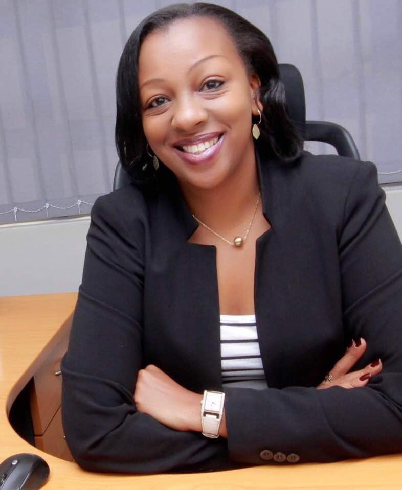 Suzan Kitariko MTN Innovation JUdge