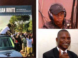 Bryan White, Tamale Mirundi and the book