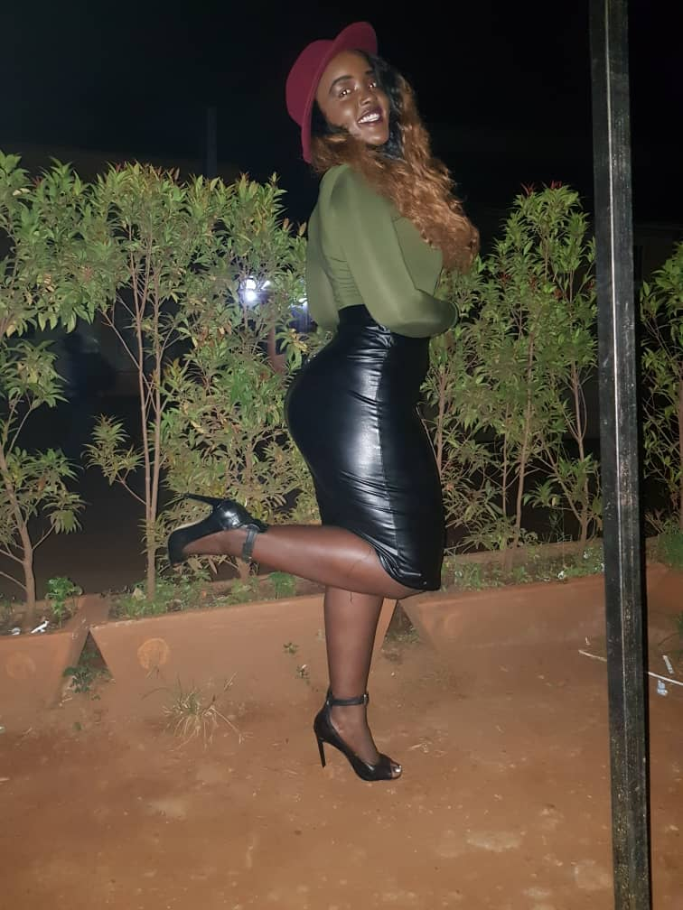 Singer Ainebintu aka Laura Karungi