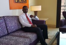 Edwin Musiime organiser of Homes and Property Expo