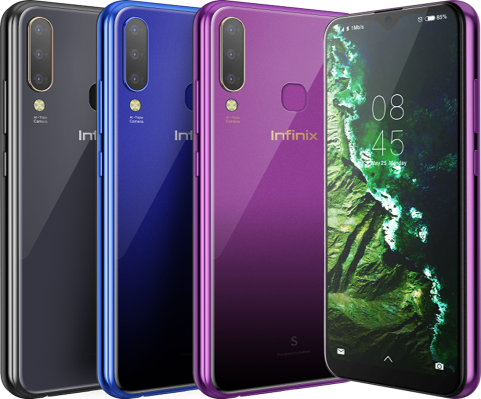 Infinix S4, The New Selfie Smart Phone to Be Launched