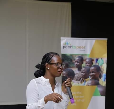 Shakirah Namwanje, Head of Hiv prevention Research Advocacy, Peer to peer Uganda