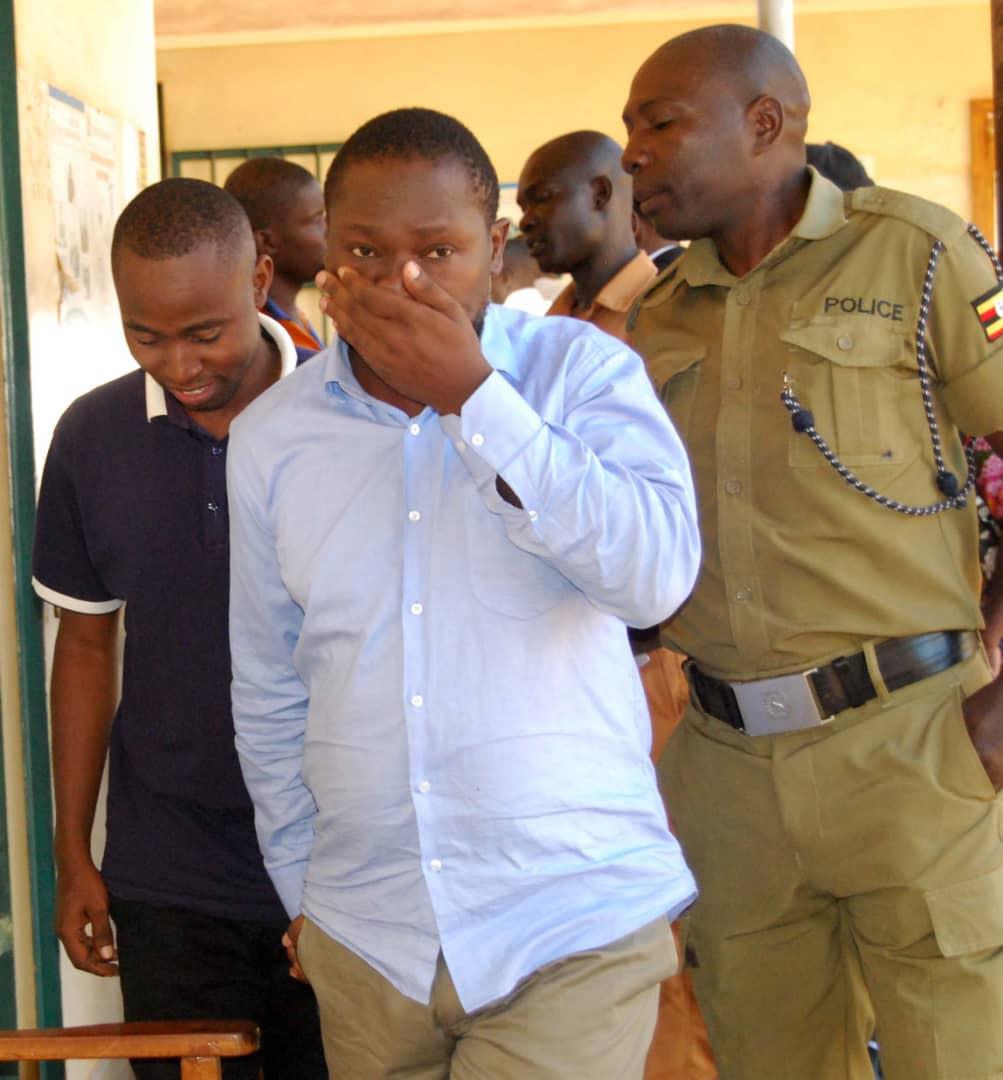 Samora Kashaka, who was arrested in a gold scam