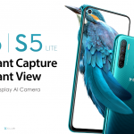 Infinix's S5, the biggest Infinity-O Display smartphone in Uganda