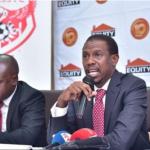 Express FC Names Isaac Mwesiga as New CEO after Parting ways with Hamzah Jjunju