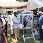 Katakwi Hospital Gets Digital X-ray Machine for Tuberculosis