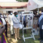 Katakwi Hospital Gets Digital X-ray Machine for Tuberculosis