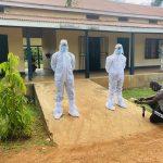 Capt Mukula Donates Personal Protective Equipment to Soroti District COVID-19 Taskforce