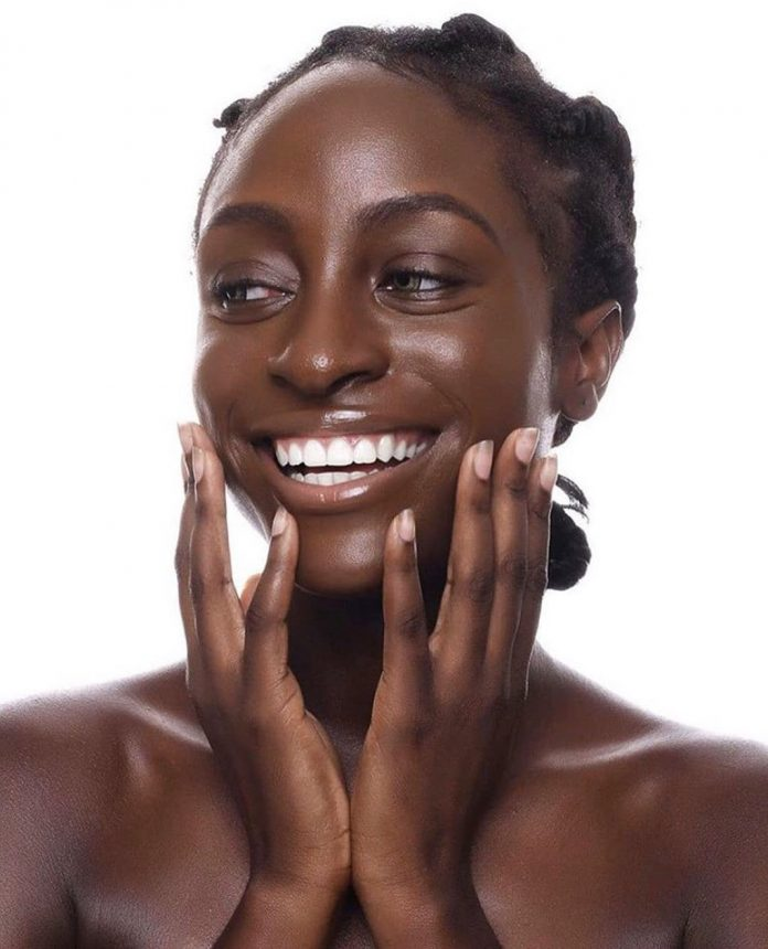 Maize Flour is good for your skin.