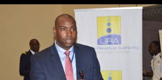 Dickson Kateshumbwa former commissioner Domestic taxes URA