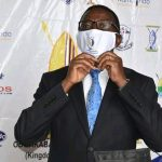 Buganda  Kingdom Launches Royal Face Masks in The Fight Aganist Covid 19