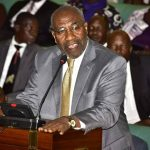 PM Rugunda Nearly Kicked out of Parliament over Facemask
