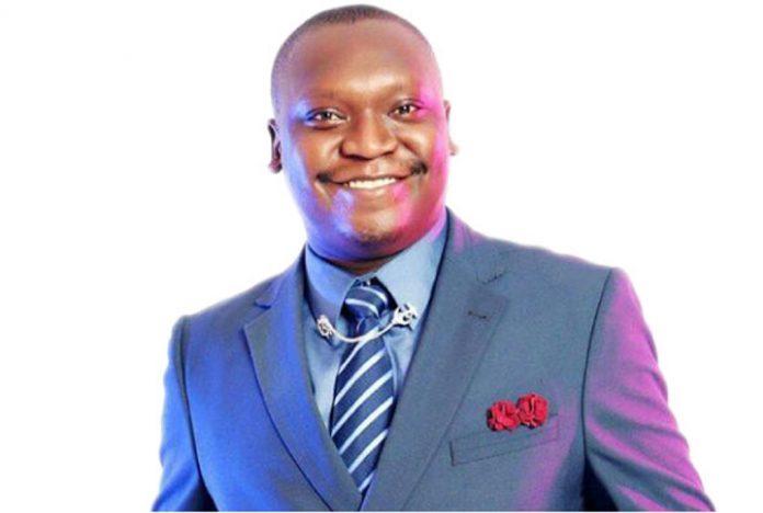 Patrick Idringi Salvador is now a Sanyu FM presenter