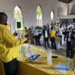 Bugisu, Sebei Declare Mike Mukula as Sole Candidate for NRM CEC Slot