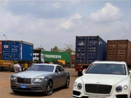 Ed Cheune's mpnster rides after being offloaded