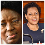 Kadaga Accused of Dining with Corrupt Staff at Parliament
